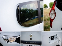 Renault Lodgy компоновка