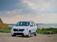 Тест-драйв Renault Lodgy и Dokker