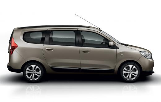 В 2015 году Renault Lodgy появится в Индии