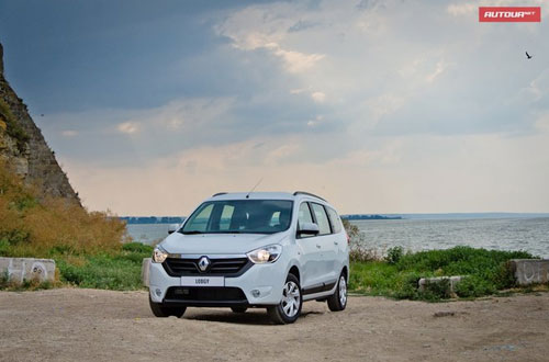 Тест Renault Lodgy